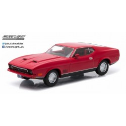 1971 Ford Mustang Mach 1 - Red