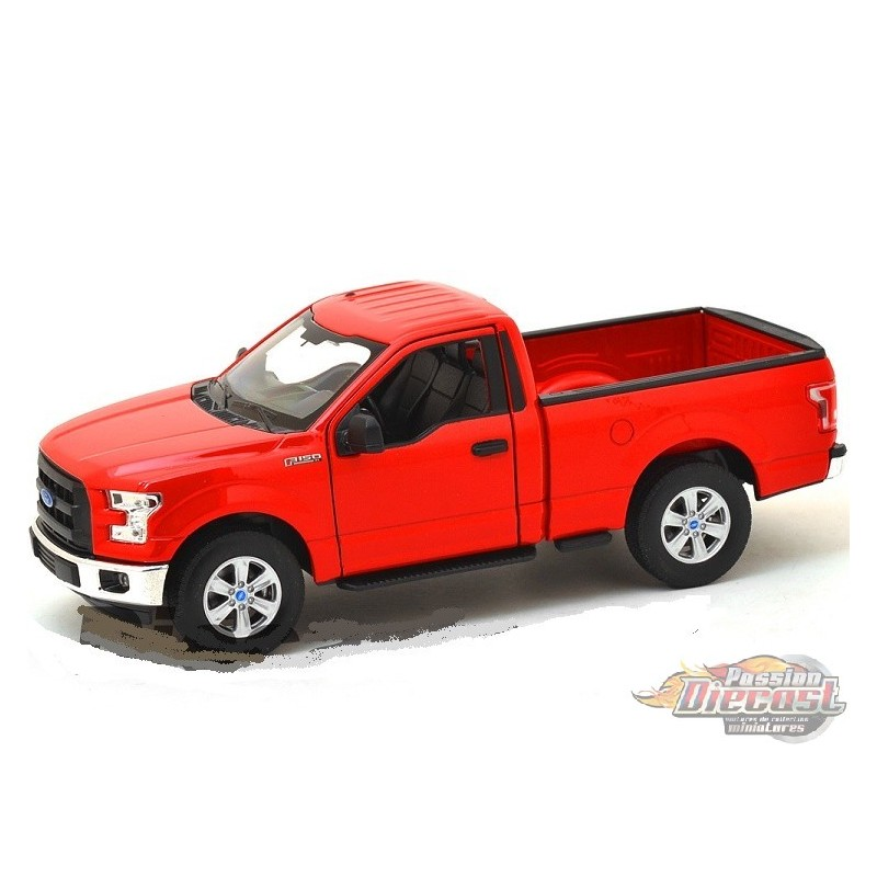 ford f 150 2015 red passion diecast. Black Bedroom Furniture Sets. Home Design Ideas