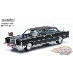 1961 Lincoln Continental SS-100-X John F. Kennedy