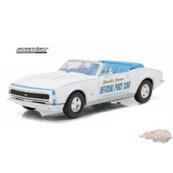 1967 CHEVROLET CAMARO CONVERTIBLE  Indianapolis 500 Pace Car