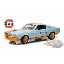 1968 Chevy Camaro NO.6 Gulf Oil