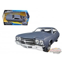 FAST & FURIOUS CHEVY CHEVELLE SS DOM ROUGE