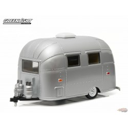 Roulotte Airstream 16' Bambi Sport Sylver