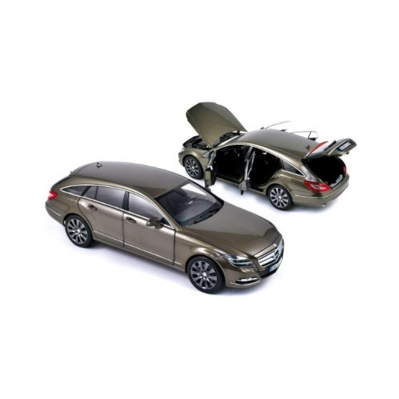 mercedes benz cls 500 shooting brake 2012 passion diecast. Black Bedroom Furniture Sets. Home Design Ideas