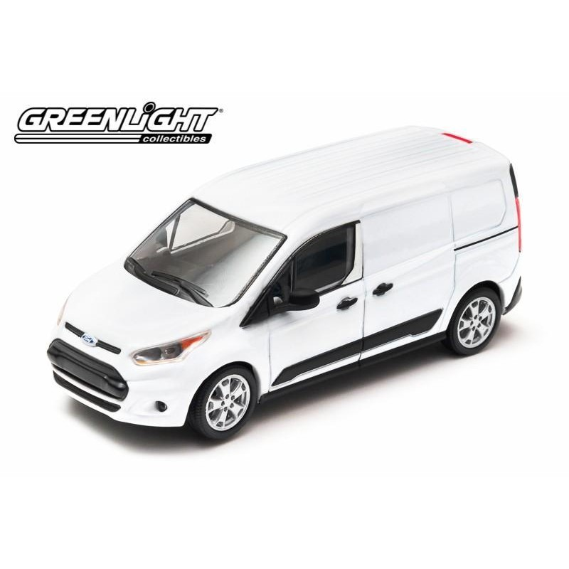 2015 ford transit connect v408 white passion diecast. Black Bedroom Furniture Sets. Home Design Ideas