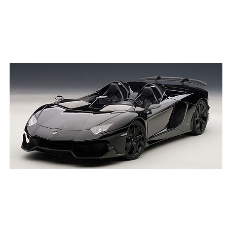 lamborghini aventador j noir passion diecast. Black Bedroom Furniture Sets. Home Design Ideas