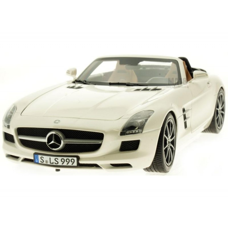 mercedes benz sls amg roadster 2011 passion diecast. Black Bedroom Furniture Sets. Home Design Ideas