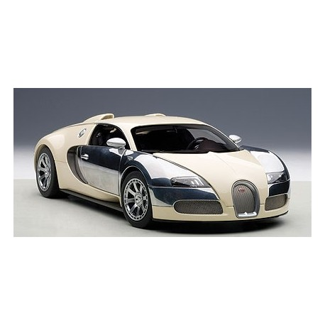 bugatti veyron l 39 edition centenaire white hermann zu leiningen passion diecast. Black Bedroom Furniture Sets. Home Design Ideas
