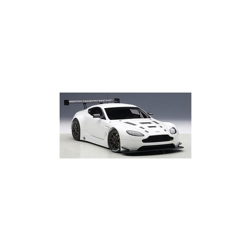 ASTON MARTIN VANTAGE V12 GT3 2013 White