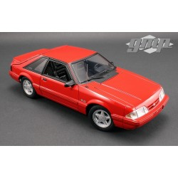 1993 Ford Mustang LX Hatchback - Vermillion