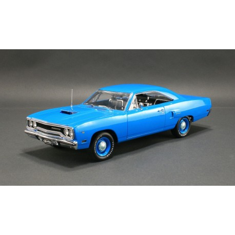 Plymouth Road Runner - Corporate Blue Gmp 1/18 18801