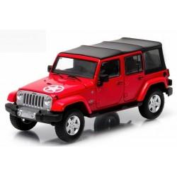 2012 Jeep Wrangler Islander – White
