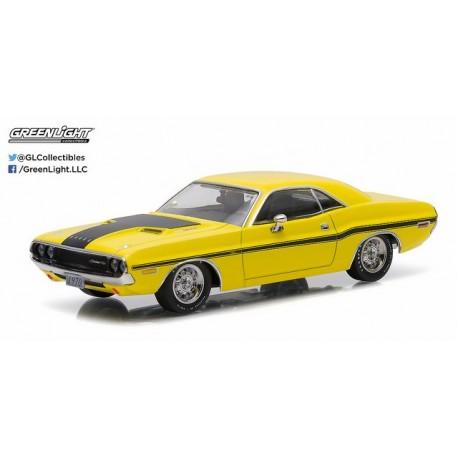 1970 Dodge Challenger R T Passion Diecast