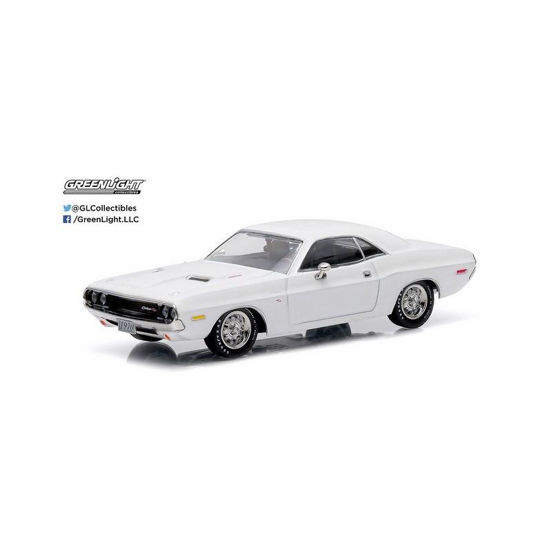 1970 Dodge Challenger R T Vanishing Point Passion Diecast