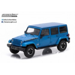 2014 Jeep Wrangler Unlimited - Polar Edition (Hard Top) – Hydro Blue