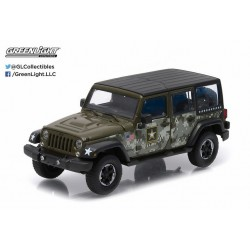 2014 Jeep Wrangler Unlimited - U.S. Army