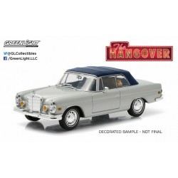 1969 Mercedes-Benz 280 SE Convertible - Top up- The Hangover