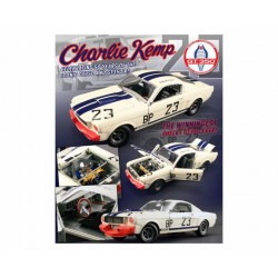 1965 Shelby GT350 R  23 Charlie Kemp  Acme 1/18 : A1801812 Passion Diecast