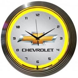 Horloge Neon Ford Racing