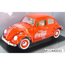 VW Beetle 1967- Enjoy Coca-Cola  1/18
