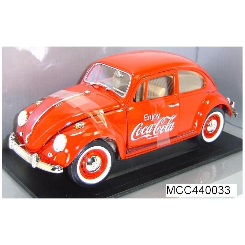 1/18 Vw Beetle 1967 Enjoy Coca Cola