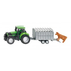 Tractor With Foresty Trailer