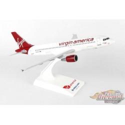 Virgin America Airbus  A320 Skymarks  1/150 SKR777 Passion Diecast