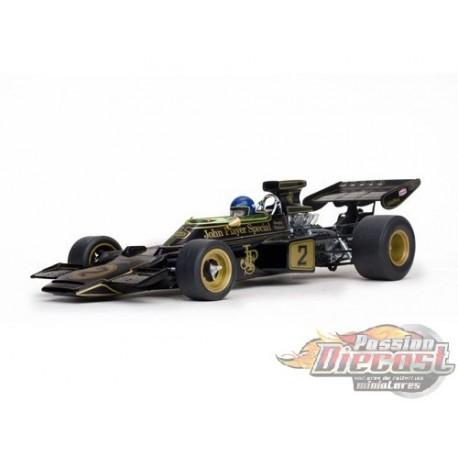 Lotus 72E No2 Ronnie Peterson 1973 Italian Grand Prix Winner - Sunstar 1/18 - 18292 - Passion Diecast