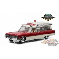 1966 Cadillac S&S 48 Ambulance