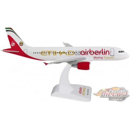 AIR BERLIN/ETIHAD A320