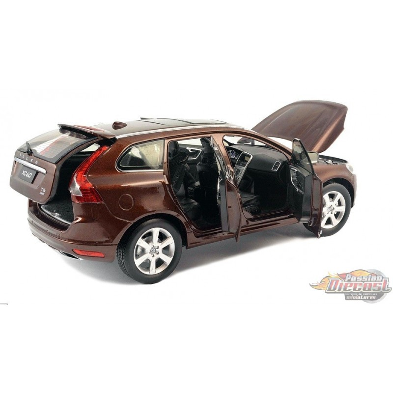 2015 Volvo Xc60 Review: Passion Diecast