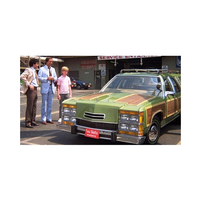 Truckster Wagon Queen National Lampoon's Vacation (1983 ...