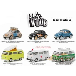 Club Vee Dub Series 1 Assortment (6 Car Set)