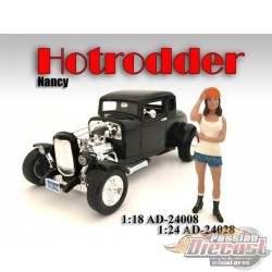 figure  HOTRODERS DEREK   1/24