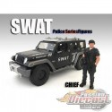FIGURE SWAT TEAM CHIEF  1/18