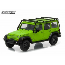 Jeep Wrangler Unlimited - Moab Edition Gecko Green
