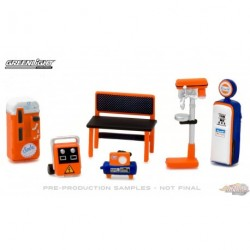GL Muscle Shop Tools Huile Gulf