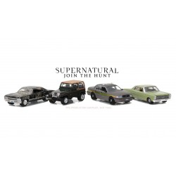 Hollywood Film Reels Series 5 - Supernatural Season 3-10 Edition