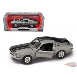 Shelby GT 500KR 1968 SILVER