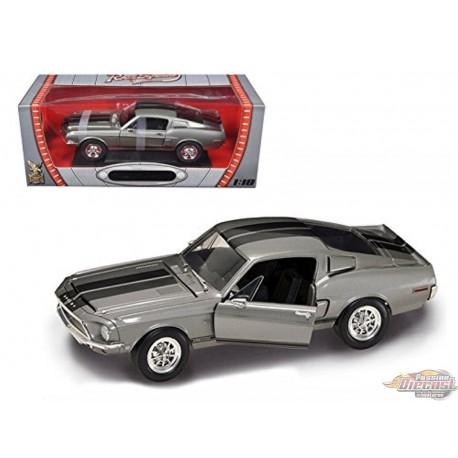 1968 Shelby GT 500KR GRIS