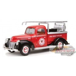 TEXACO 1:18 FORD 1940 FIRE TRUCK