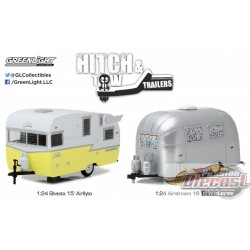 1:24 Hitch & Tow Trailers Series 1