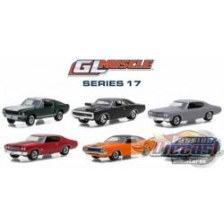 GL Muscle Series 17 Assortiment