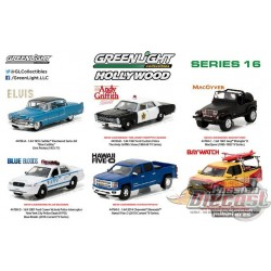 HOLLYWOOD SERIES 16 ASSORTIMENT