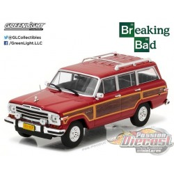 Breaking Bad (TV Series) - Skylar White's 1991 Jeep Grand Wagoneer