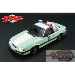 1988 Ford Mustang - United States Border Patrol SSP  GMP 1/18 :  G-18845  Passion Diecast