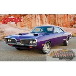 1970 Dodge Coronet Super Bee - Plum Crazy GMP  1/18 :GMP-18860   Passion Diecast