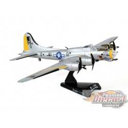 POSTAGE STAMP 1/155 PS5402-2 B-17 FLYING FORTRESS LIBERTY BELLE USAAF Passion Diecast