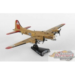 POSTAGE STAMP 1/155 PS5402-2 B-17G FLYING FORTRESS NINE'O'NINE USAAF Passion Diecast