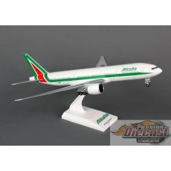 SKYMARKS 1/200 SKR718  ALITALIA  BOEING 777-200 Passion Diecast